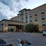 Photo de Holiday Inn Express and Suites: Sioux City-Southern Hills