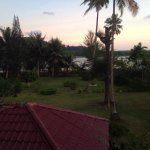 Sunset view...waiting for dinner serve