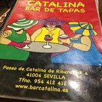 Photo de Catalina Bar De Tapas