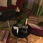 Nice furniture in suite