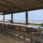 Beach Bar at 11am on a Sunday - closed