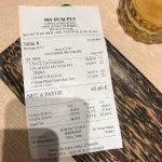 Entrée à partager, bœuf aux oignons, pad thaï et rhum arrangé !