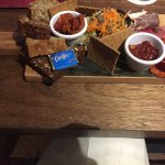 Fabulous charcuterie board with Inchydoney walnut bread
