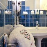 Salle de bain de la catégorie Chambre CONFORT