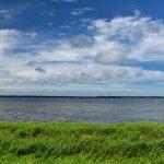 Blick nach Hiddensee