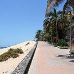 Photo de Playa del Matorral
