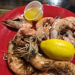 Delicious claws and reds!!