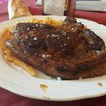Comida exquisitamente rica CASINO DE RONDA