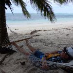 Relaxing Titikaveka Beach