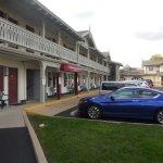 Foto van Chalet Motel Of Mequon