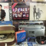 Music collection - is it worrying some of our music is now on display in a museum?