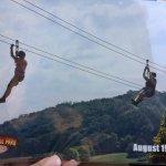 Adventure Park Ziplines