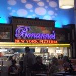 Bonanno's Pizza @ the Luxor....