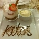 Tiramisu at Kito's