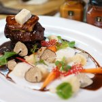Rossini with Foie Gras and Truffle