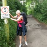 South West Coast Path National Trail resmi
