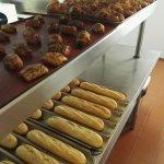 Panaderia y bolleria horneada en casa