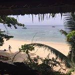 Bungalow enfrente de la playa