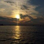 Beautiful Northern Michigan sunset