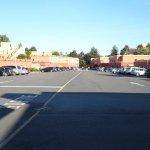 Parking et chambres