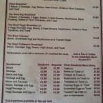 Cracking value, good food, cooked well, cheap prices, plenty of parking, friendly staff who are