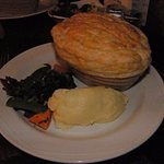 This is the Great British Cheese Pie