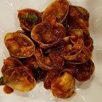 Malaysian style clams