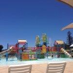 Kid's pool/play area!