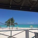 From Beach Bar restaurant
