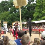 War of the Roses - jousting