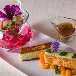 Restaurant la Table du Haut Jardin