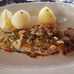Dagens fisk med hvitløk
