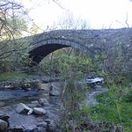 One of those typical Welsh bridges