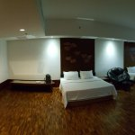 View of room...