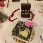 Special birthday cake - was scrummy!