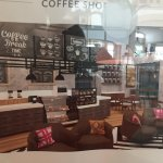 Photo of coffee shop design