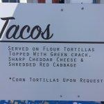 Billede af Grab & Go Taco