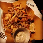 The fritto misto. Bad good and it looked bad too