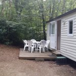 Camping Bois de Pleuven