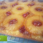 Yummy Pineapple Upside Down Cake