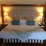 Nice big bed!
