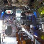 Fuselage bar