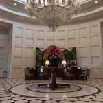 The lobby. Amazing!
