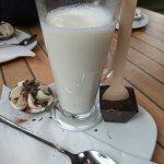 So delicious hot chocolate