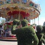 Beautiful carousel