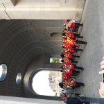 Photo of Last Post ceremony