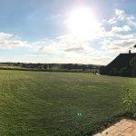 Solnedgang på Kimberleys plen