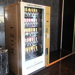 Champagne Vending Machine, Manderin Oriental, Las Vegas, NV