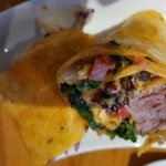 Smoked Meat Burrito