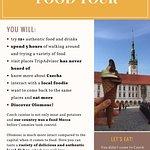 flyer Food Tour